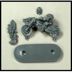 Example with resin base
