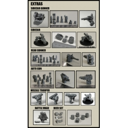 Components available